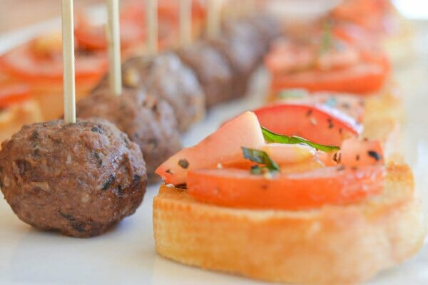 canapes, D'vine Catering & Events, Whitsundays, Queensland, Australia