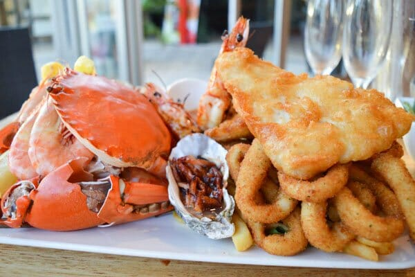 Seafood Platter, D'vine Catering & Events, Whitsundays, Queensland, Australia