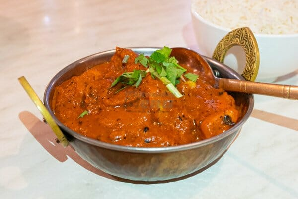 Chicken Tikka Masala, Lovely India, Airlie Beach, Whitsunday Region
